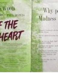 Pressbook for Madness of the Heart (1949) (1)