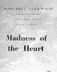 Pressbook for Madness of the Heart (1949) (4)
