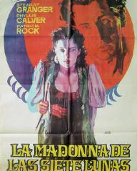 Spanish poster for Madonna of the Seven Moons (1944) (1)