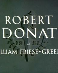 Main title from The Magic Box (1951) featuring Robert Donat