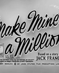 Main title from Make Mine a Million (1959) (5)