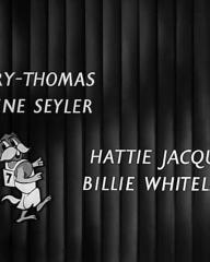 Main title from Make Mine Mink (1960) (3)  Terry-Thomas Athene Seyler, Hattie Jacques, Billie Whitelaw in