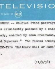 Pressbook for Man and Superman (1956) (1)