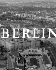Main title from The Man Between (1953) (2).  Berlin