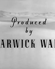 Main title from The Man from Morocco (1945) (11). Produced by Warwick Ward