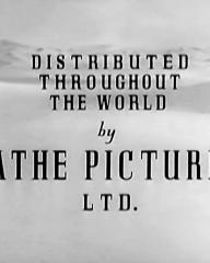 Main title from The Man from Morocco (1945) (12). Distributed throughout the world by Pathé Pictures Ltd.