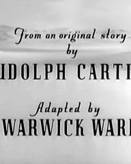 Main title from The Man from Morocco (1945) (5)