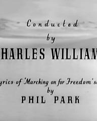 Main title from The Man from Morocco (1945) (7)