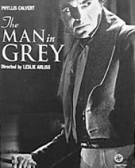 Australian video cover from The Man in Grey (1943) (1)