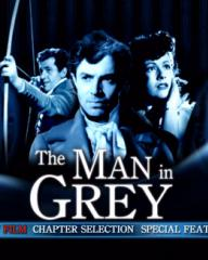 DVD cover of The Man in Grey (1943) (2)