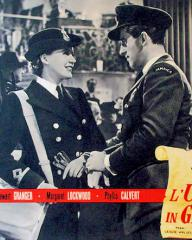 Italian lobby card from The Man in Grey (1943) (1)