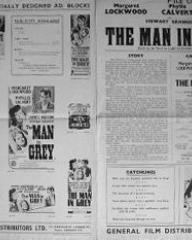 Pressbook for The Man in Grey (1943) (1)