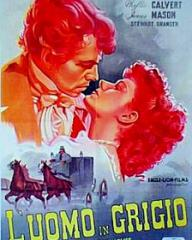 Spanish poster for The Man in Grey (1943) (4)