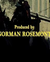 Main title from The Man in the Iron Mask (1977) (19).  Produced by Norman Rosemont