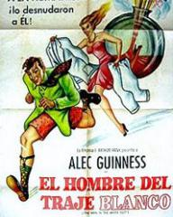 Argentine poster for The Man in the White Suit (1951) (1)