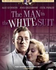 DVD cover of The Man in the White Suit (1951) (1)