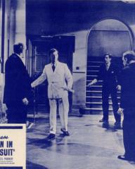 Lobby card from The Man in the White Suit (1951) (4)