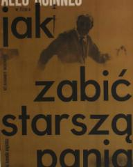 Polish poster for The Man in the White Suit (1951) (1)