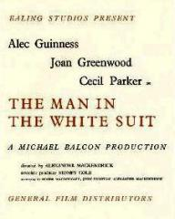Poster for The Man in the White Suit (1951) (2)