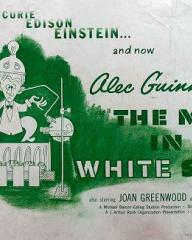 Poster for The Man in the White Suit (1951) (3)