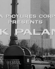 Main title from The Man Inside (1958) (2). Columbia Pictures Corporation presents Jack Palance