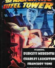 DVD cover of The Man on the Eiffel Tower (1949) (1)