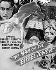 Poster for The Man on the Eiffel Tower (1949) (1)