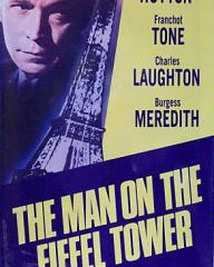 Video cover from The Man on the Eiffel Tower (1949) (1)