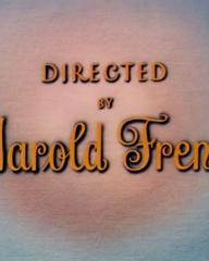 Main title from The Man Who Loved Redheads (1955) (12).  Directed by Harold French