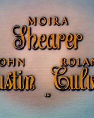 Main title from The Man Who Loved Redheads (1955) (2).  Moira Shearer John Justin, Roland Culver in