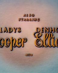 Main title from The Man Who Loved Redheads (1955) (4).  Also starring Gladys Cooper Denholm Elliott with