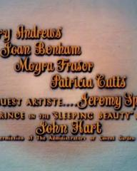 Main title from The Man Who Loved Redheads (1955) (5).  Harry Andrews Joan Benham, Moyra Fraser, Patricia Cutts.  Guest artiste Jeremy Spenser.  The Prince in the 'Sleeping Beauty' ballet John Hart (By permission of the Administrators of Covent Garden Trust)