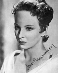 Joan Greenwood (as Elizabeth) in a photograph from The Man Within (1947) (11)