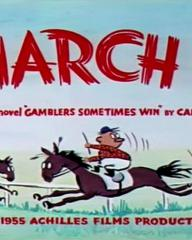 Main title from The March Hare (1956) (4)