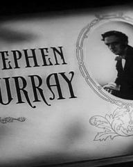 Main title from The Master of Bankdam (1947) (8). Stephen Murray