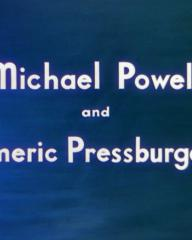 Main title from A Matter of Life and Death (1946) (17).  Michael Powell Emeric Pressburger