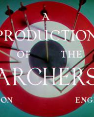 Main title from A Matter of Life and Death (1946) (2).  A production of the Archers.  London England