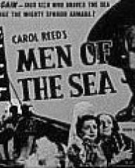American poster for Men of the Sea [Midshipman Easy] (1935) (1)