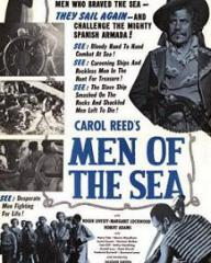Poster for Men of the Sea [Midshipman Easy] (1935) (2)