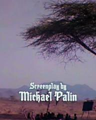 Main title from The Missionary (1982) (15).  Screenplay by Michael Palin