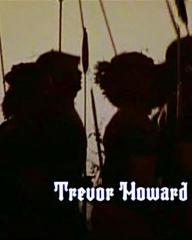 Main title from The Missionary (1982) (5).  Trevor Howard