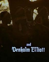 Main title from The Missionary (1982) (6).  And Denholm Elliott