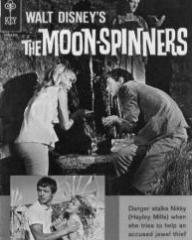 Book of The Moon-Spinners (1964) (1)