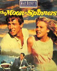 Laser disc of The Moon-Spinners (1964) (1)