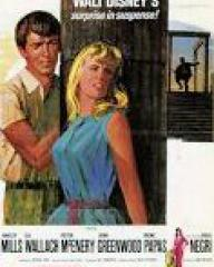 Poster for The Moon-Spinners (1964) (3)