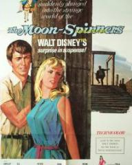 Poster for The Moon-Spinners (1964) (4)