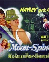 Poster for The Moon-Spinners (1964) (5)