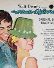 Soundtrack from The Moon-Spinners (1964) (1)