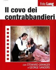 Stewart Granger (as Jeremy Fox) in an Italian DVD cover of Moonfleet (1955) (1)