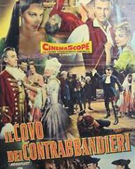 Italian poster for Moonfleet (1955) (2)
